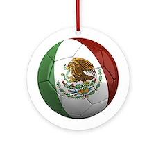 Team Mexico Ornament (Round)