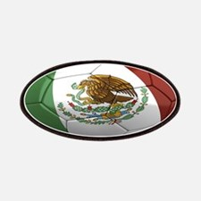 Team Mexico Patches