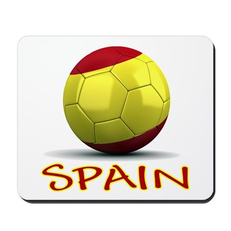 Team Spain Mousepad