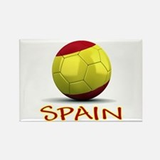 Team Spain Rectangle Magnet