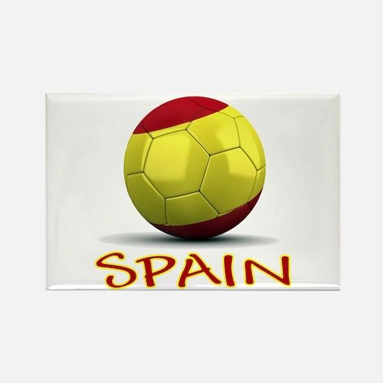 Team Spain Rectangle Magnet