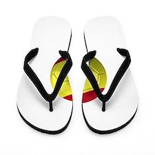 Team Spain Flip Flops