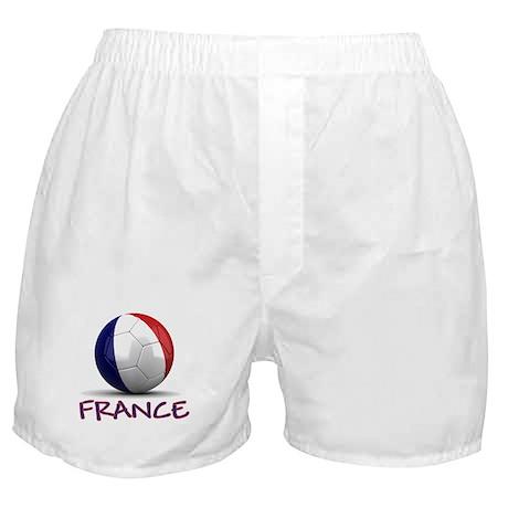 Team France Boxer Shorts