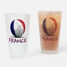 Team France Drinking Glass