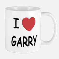 I heart garry Mug