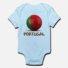 Team Portugal Infant Bodysuit