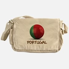 Team Portugal Messenger Bag