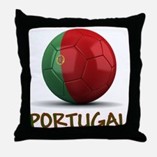 Team Portugal Throw Pillow
