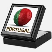 Team Portugal Keepsake Box