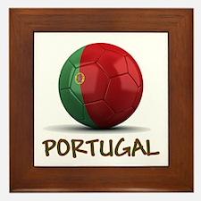 Team Portugal Framed Tile
