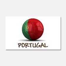 Team Portugal Car Magnet 20 x 12