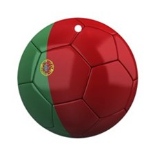 Team Portugal Ornament (Round)