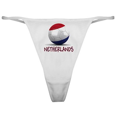Team Netherlands Classic Thong