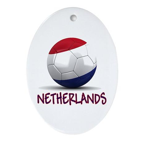 Team Netherlands Ornament (Oval)