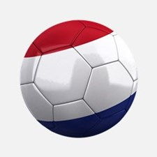 "Team Netherlands 3.5"" Button"