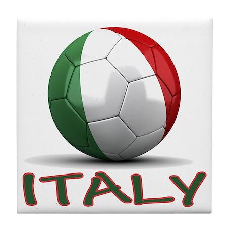 Team Italy Tile Coaster