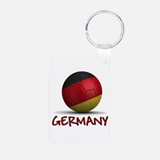 Team Germany Keychains
