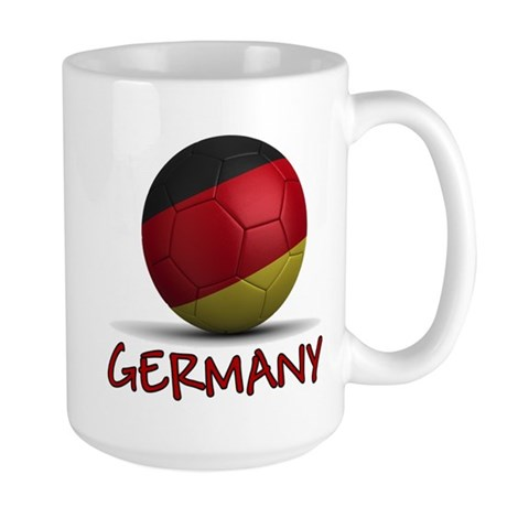 Team Germany Large Mug