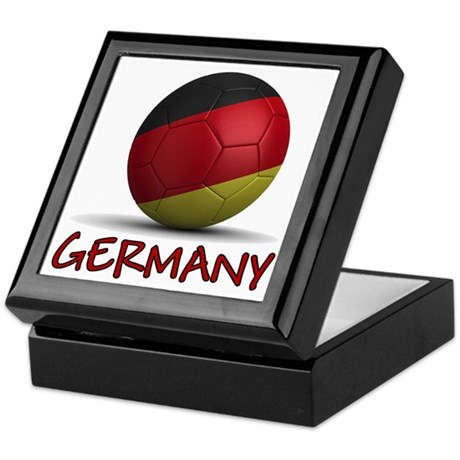 Team Germany Keepsake Box