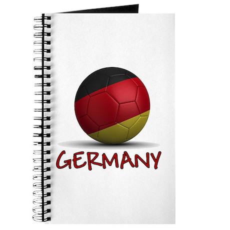 Team Germany Journal