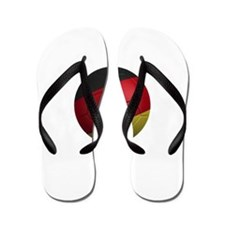 Team Germany Flip Flops