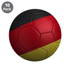 """Team Germany 3.5"""" Button (10 pack)"""
