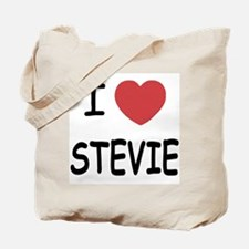I heart stevie Tote Bag