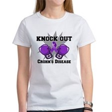 Knock Out Crohns Disease Tee