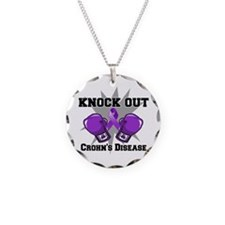 Knock Out Crohns Disease Necklace