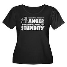 Anger vs. Stupidity T
