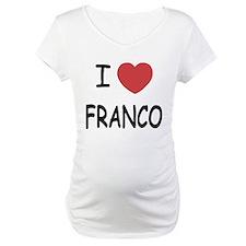 I heart franco Shirt