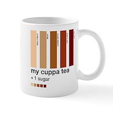 My Cuppa Tea - 1 Sugar Mug