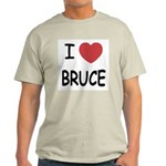 I heart bruce Light T-Shirt