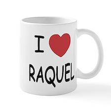 I heart raquel Mug