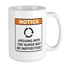 Nurse / Argue Mug