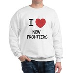 I heart new frontiers Sweatshirt