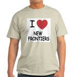 I heart new frontiers Light T-Shirt