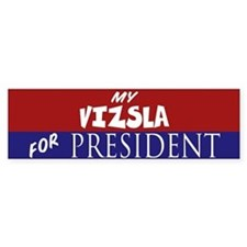 Vizsla Bumper Sticker