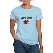 Wesley Crusher makes my heart throb T-Shirt