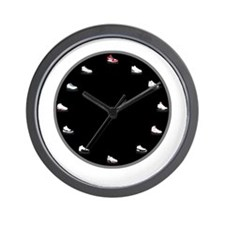 Cute Jordan Wall Clock