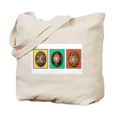 Eggs in a Row Tote Bag