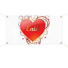 Enid Valentines Banner