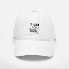 Fight Like a Warrior Baseball Baseball Cap