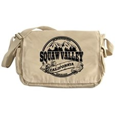 Squaw Valley Old Circle Messenger Bag