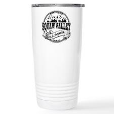 Squaw Valley Old Circle Travel Mug