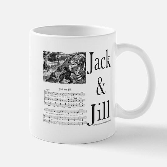 JACK AND JILL Mug