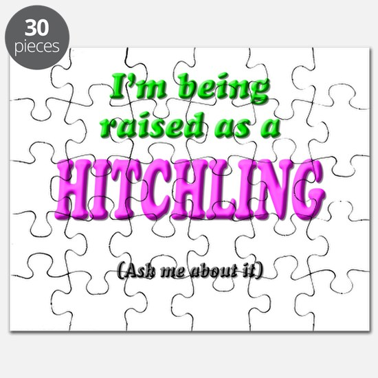 """Raised as a Hitchling"" Puzzle"