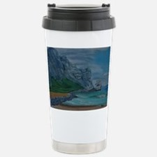 Morro Bay Stainless Steel Travel Mug