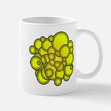 Yellow Circles Mug