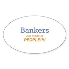 Banker / People Decal